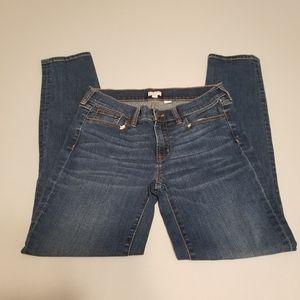 💋 JCrew Jeans Stretch Size 28/30